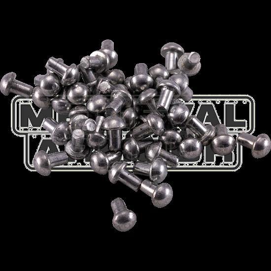 Steel Mushroom Rivets