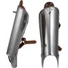Classic Knight Steel Greaves
