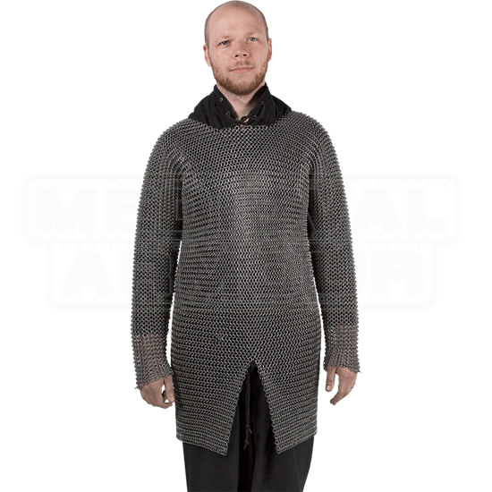 High Tensile Butted Hauberk