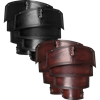 Leather Lorica Spaulders