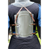 Char-aina Steel Harness - Polished Steel
