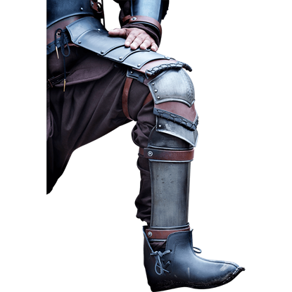 Rogue Leg Protection - Epic Dark