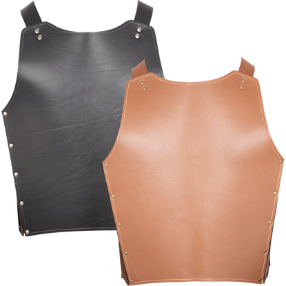 Simple Leather Breastplate
