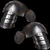 Dark Warrior Pauldrons