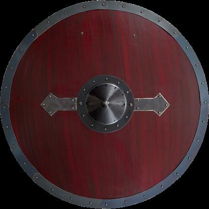 Eirik Wooden Viking Shield