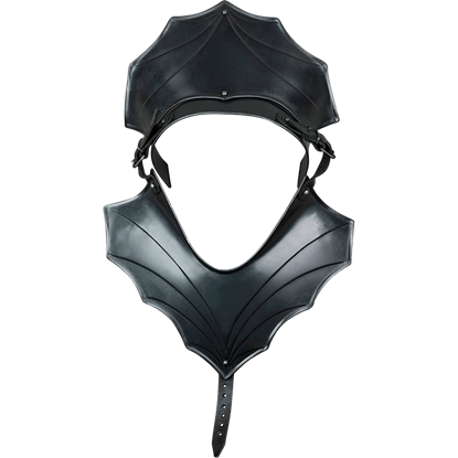 Blackened Dragomir Gorget