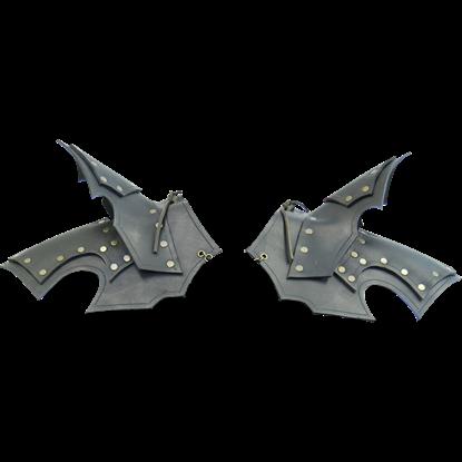 Dark Armor Pauldrons