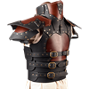 Paladin's Cuirass With Pauldrons