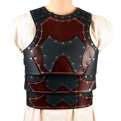 Praetorian Leather Cuirass
