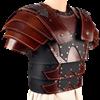 Praetorian Cuirass and Pauldron Set