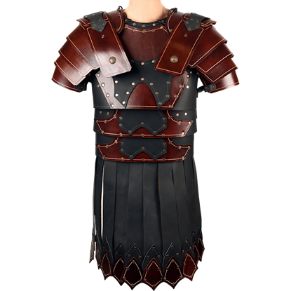 Praetorian Leather Battle Armor Set