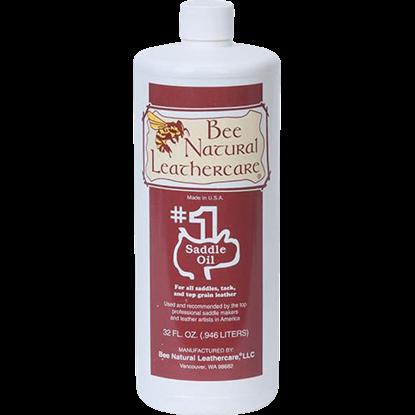 Bee Natural #1 Saddle Oil - Quart