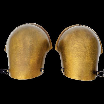 Bronze Hoplite Pauldrons