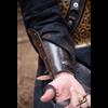 Raider Bracers - Epic Dark/Rust