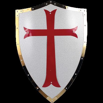 Knights Templar Crusader Cross Shield