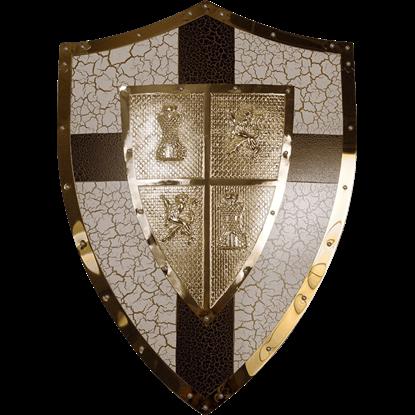 Medieval El Cid Shield