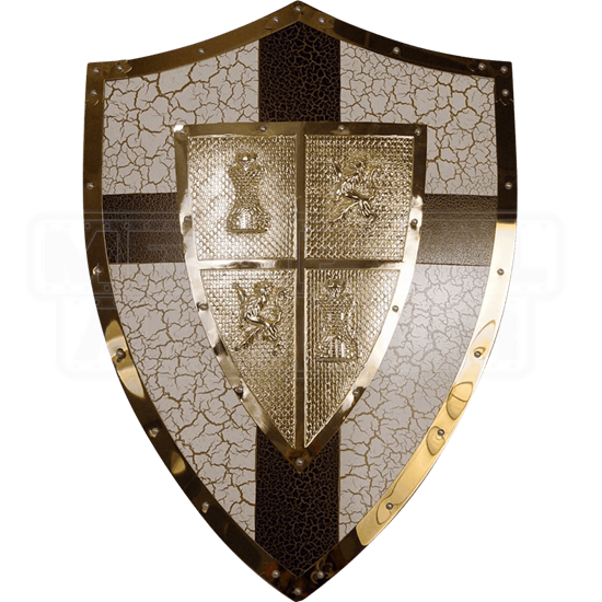 Medieval El Cid Shield