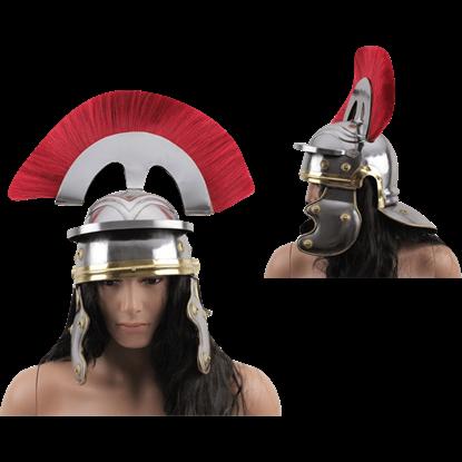 Deluxe Roman Officer Helmet