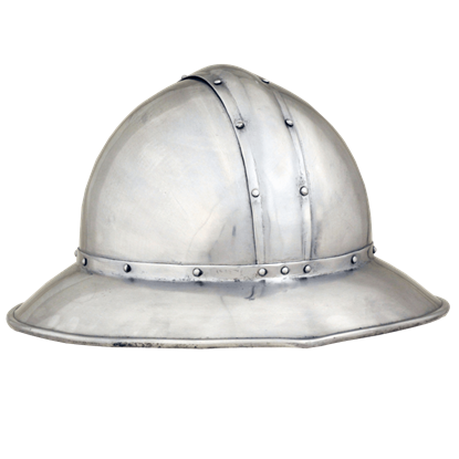 Archers Banded Kettle Helm