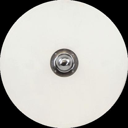 Blank Round Shield