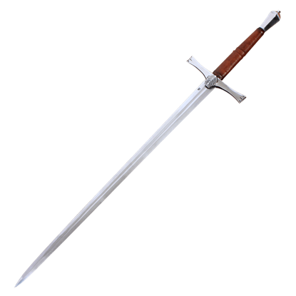 Nomad Sword With Scabbard and Belt