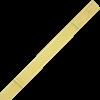 72 Inch Flattened Bamboo Backing Strip