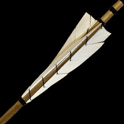 Nottingham English Arrows - Set of 6