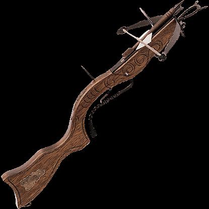 Medium 17th Century Crossbow with Rifle Stock