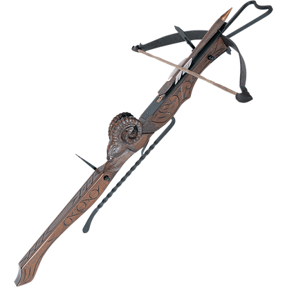 Large Rams Head Crossbow