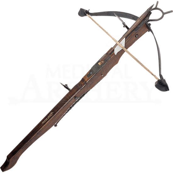Large 15th Century Medieval Crossbow
