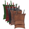 Leather Tassets for Antonius and Mantikor