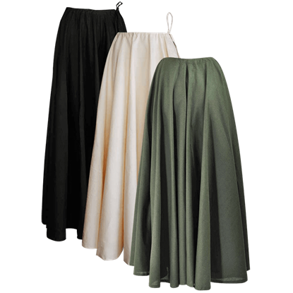 Ursula Light Cotton Skirt