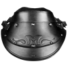 Siegfried Leather Gorget