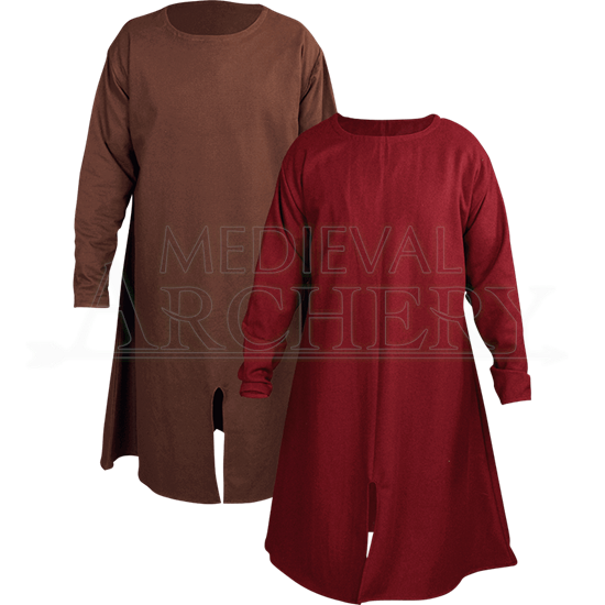 Wolfram Long Wool Tunic