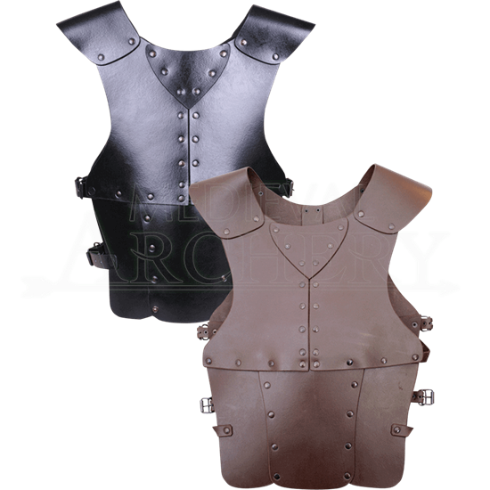 Kids Felix Leather Armour