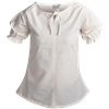 Elisa Canvas Blouse