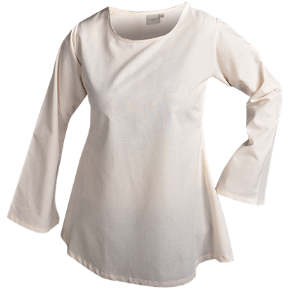 Valerie Canvas Blouse