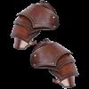 Antonius Leather Spaulders