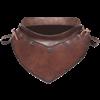 Titus Leather Gorget