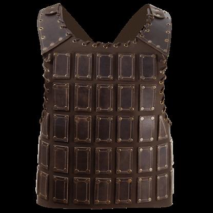Bohemond Leather Breastplate
