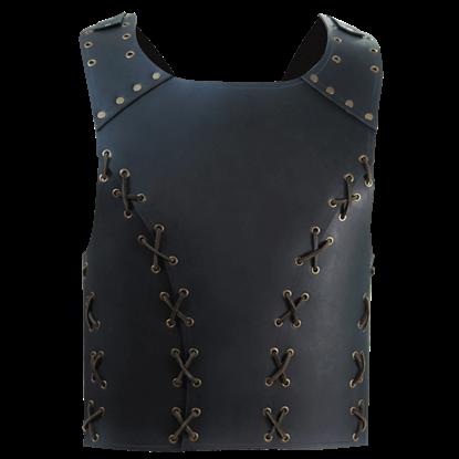 Borge Leather Breastplate