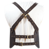 Borge Leather Breastplate