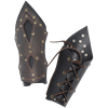 Mercenary Leather Bracers