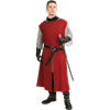 Solid Color Surcoat