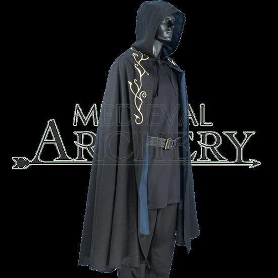 Elven Hooded Cloak