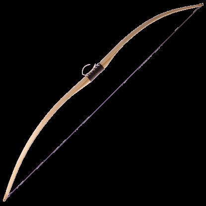 Wooden LARP Longbow