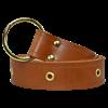 Grommeted Ring Belt