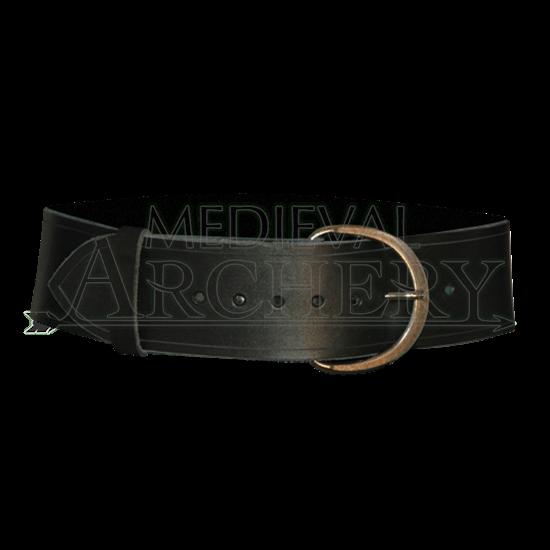 Medieval Wide Buckle Belt