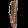 Elven Leaf Leather Quiver