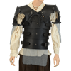 Elven Warrior Leather Armour with Chainmail